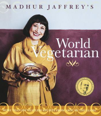 Madhur Jaffrey's World Vegetarian 9780609809235