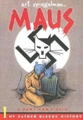 Maus: A Survivor's Tale, Vol. 1: My Father Bleeds History 9780606241816