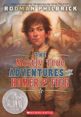 Mostly true adventures of homer p figg by rodman for Homer p figg