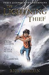 Percy Jackson & the Olympians 1: The Lightning Thief 16714571