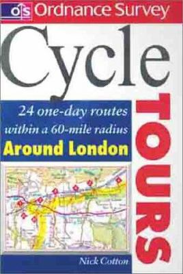 Philip's Cycle Tours 24 One-Day Routes Within a 60-Mile: Radius Around London 9780600588450