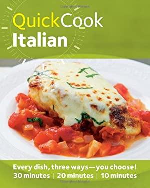 Quick Cook Italian 9780600625124