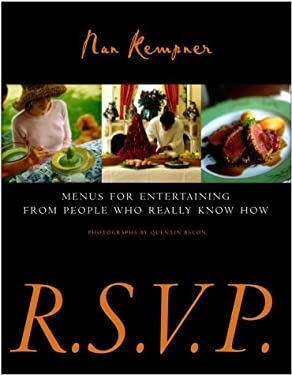 R.S.V.P.: Menus for Entertaining from People Who Really Know How 9780609604304