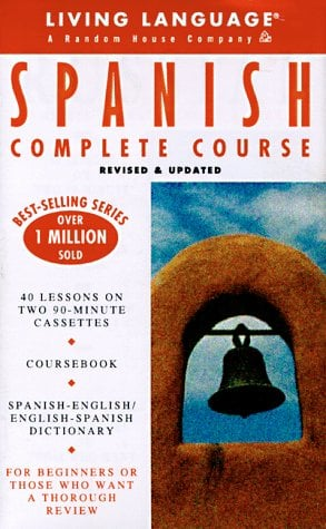 Spanish Complete Course [With Coursebook & Dictionary] 9780609602669