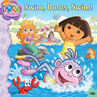 Swim, Boots, Swim! 9780606062756