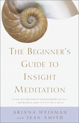 The Beginner's Guide to Insight Meditation 9780609806470