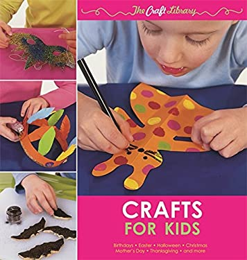 The Craft Library Crafts for Kids 9780600625148