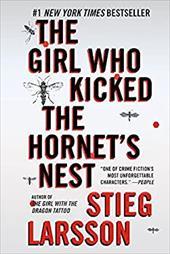 The Girl Who Kicked the Hornet's Nest 18611172