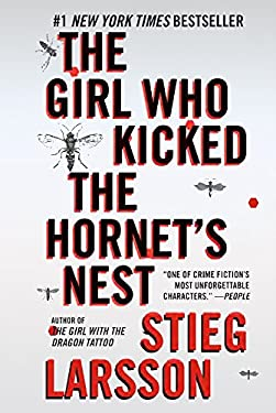 The Girl Who Kicked the Hornet's Nest 9780606264747