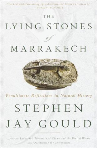 The Lying Stones of Marrakech: Penultimate Reflections in Natural History 9780609807552