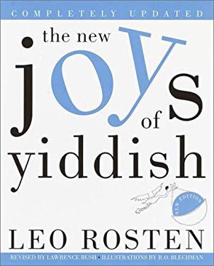 The New Joys of Yiddish: Completely Updated 9780609607855