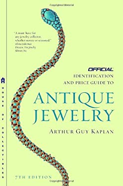 The Official Identification and Price Guide to Antique Jewelry 9780609809136