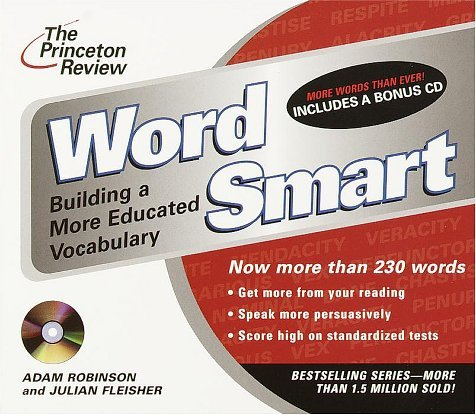 The Princeton Review Word Smart CD: Building a More Educated Vocabulary 9780609811092