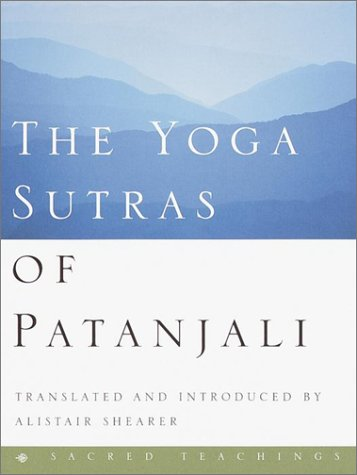 The Yoga Sutras of Patanjali 9780609609590