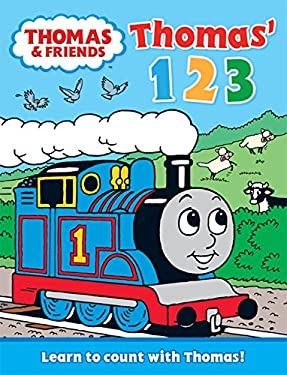 Thomas' 123: Learn to Count with Thomas 9780603563669