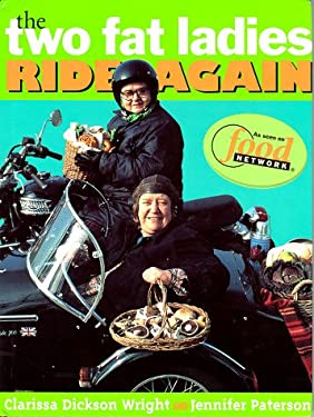 Two Fat Ladies Ride Again 9780609603796
