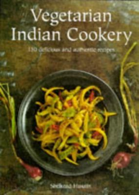 Vegetarian Indian Cookery 9780600584391