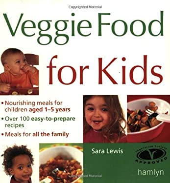 Veggie Food for Kids 9780600608875