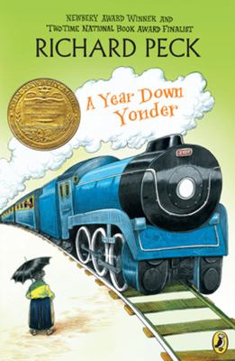 A Year Down Yonder 9780613579346