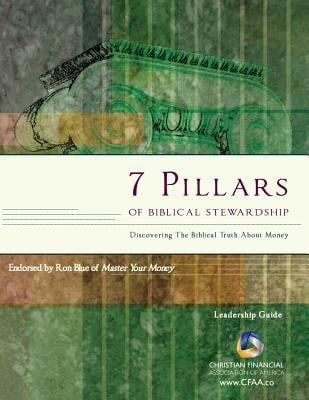 7 Pillars of Biblical Stewardship - Leaders Guide 9780615432113