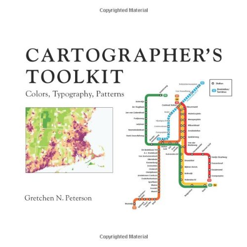 Cartographer's Toolkit 9780615467948