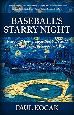 Baseball's Starry Night 9780615622309