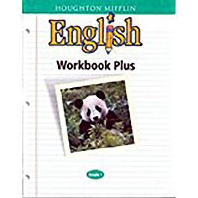 Houghton Mifflin English: Workbook Plus Consumable Level 1