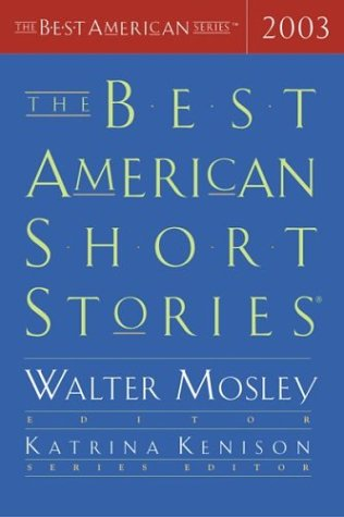 The Best American Short Stories 2003 9780618197330