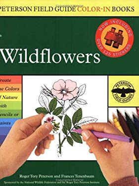 Wildflowers [With Stickers] 9780618307357