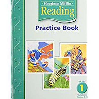 Houghton Mifflin Reading: Practice Book LV 1 Volume 2