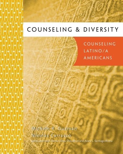 Counseling & Diversity: Counseling Latino/A Americans 9780618470440
