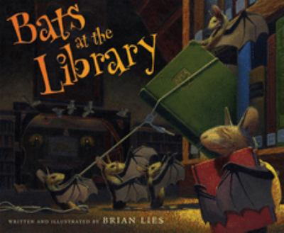 Bats at the Library 9780618999231