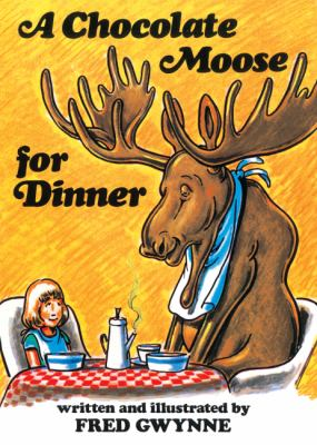 A Chocolate Moose for Dinner 9780613064927
