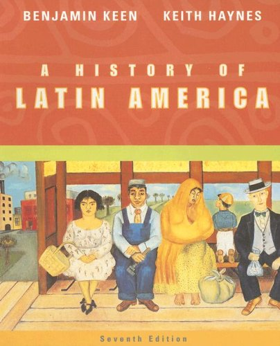 A History of Latin America 9780618318513
