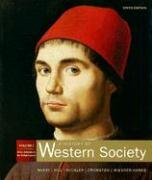 A History of Western Society Volume I: From Antiquity to the Enlightenment 9780618946334