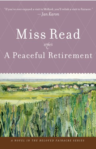 A Peaceful Retirement 9780618884384