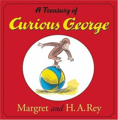 A Treasury of Curious George 9780618538225