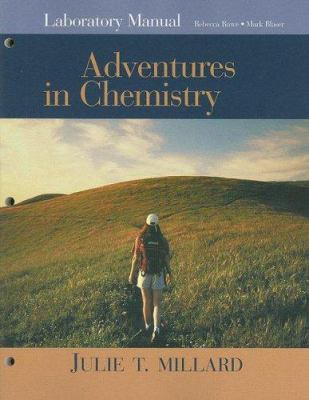 Adventures in Chemistry Laboratory Manual 9780618376643