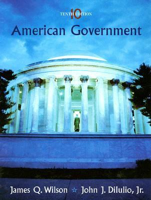 American Government: Institutions and Policies 9780618556625