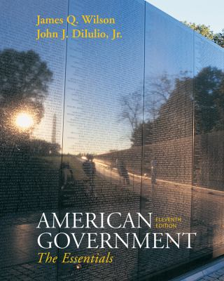American Government: The Essentials 9780618956623