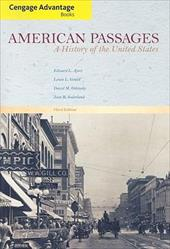 American Passages: A History of the United States 2351857