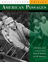 American Passages: A History of the United States 2351859