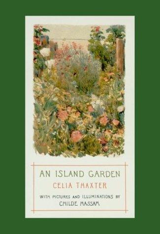 An Island Garden 9780618199082
