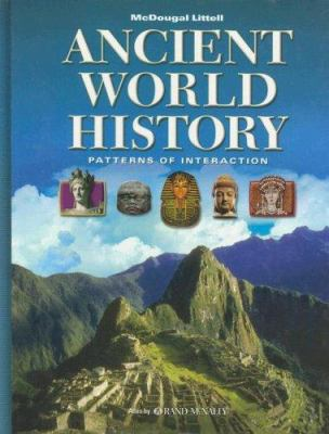 Ancient World History: Patterns of Interaction 9780618376797