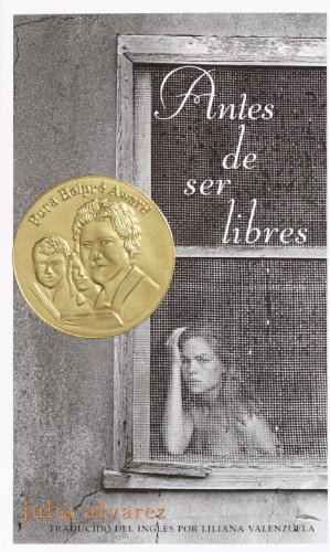 Antes de Ser Libres = Before We Were Free 9780613719315