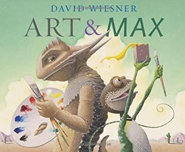 Art & Max 9780618756636