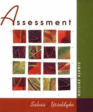 Assessment Eighth Edition 9780618042814