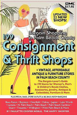 Bargain Shopping in Palm Beach County 9780615303468