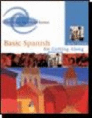 Basic Spanish for Getting Along: Text with In-Text Audio CD 9780618684519