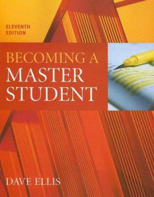 Becoming a Master Student 9780618467709